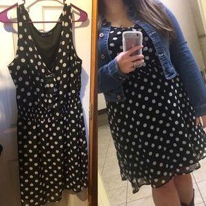 Dresses & Skirts - Polka Dot Sundress